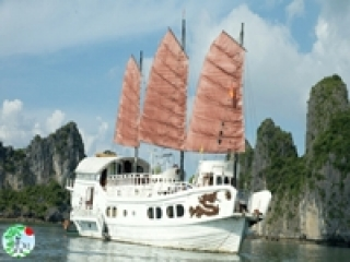 Indochina Junk 3 Days