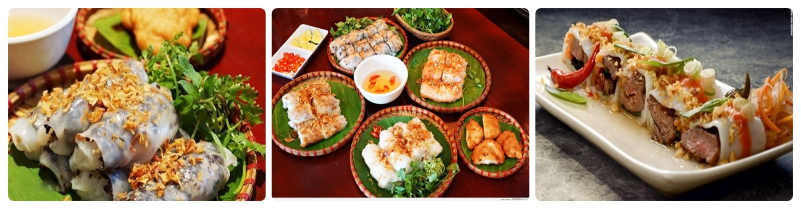 vietnam cuisine tour packages